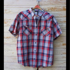 Patagonia Men's Short Sleeved Button Down